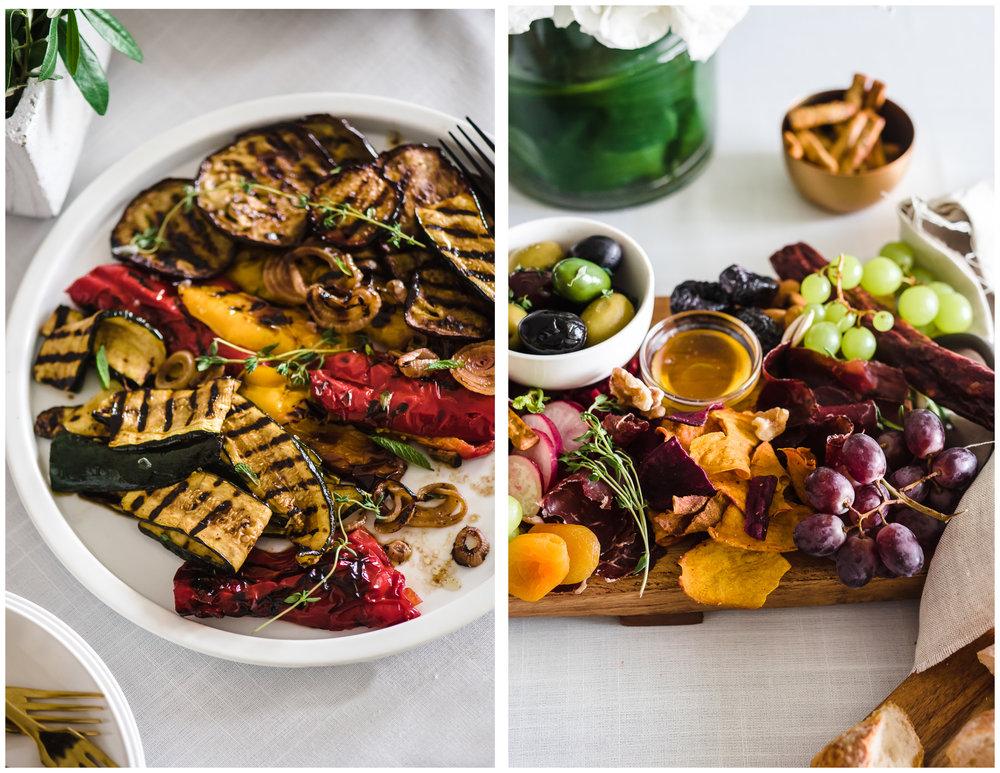 Charcuterie Meat Board Feast Party