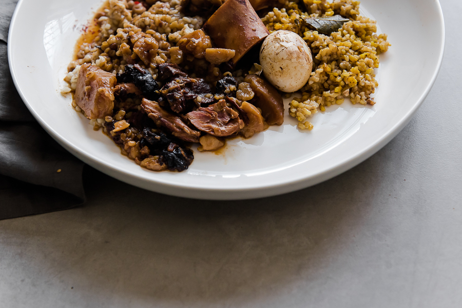Dafina / Chamin / Cholent | Gather a Table