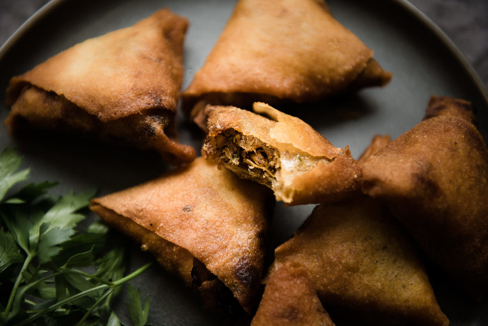 Moroccan Chicken Pastilla | Gather a Table