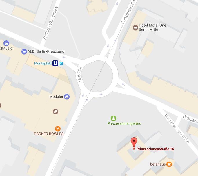 U Moritzplatz -