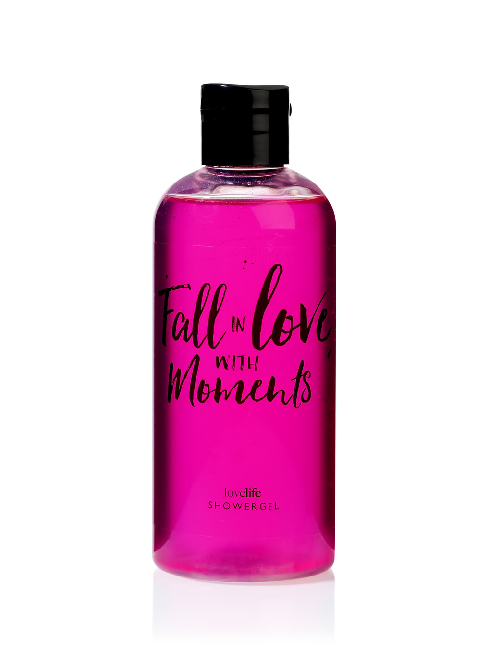 Lovelife Shower Gel Fall In Love With Moments