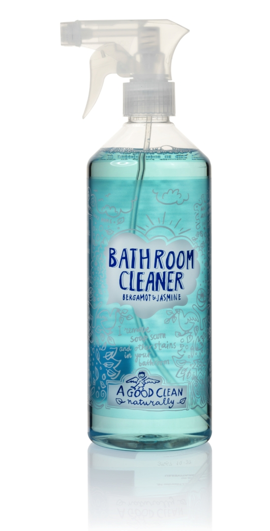 A Good Clean Natural Biodegradable Cleaning Suplies Orange Creatives - Good bathroom cleaner