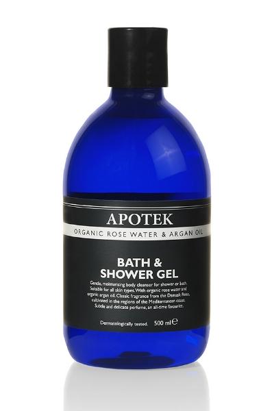 Apotek Rose Bath & Showergel