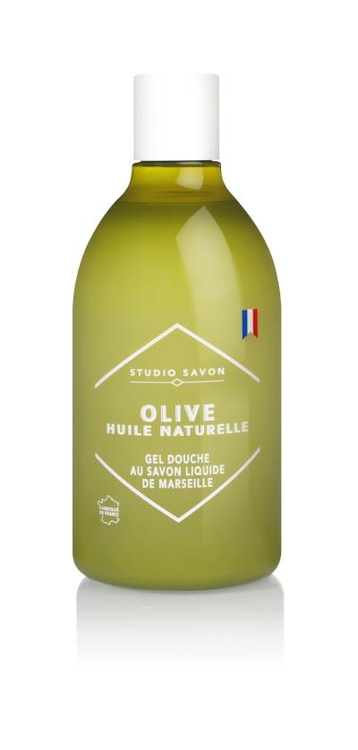 Studio Savon - Olive Huile Naturelle - Gel Douche