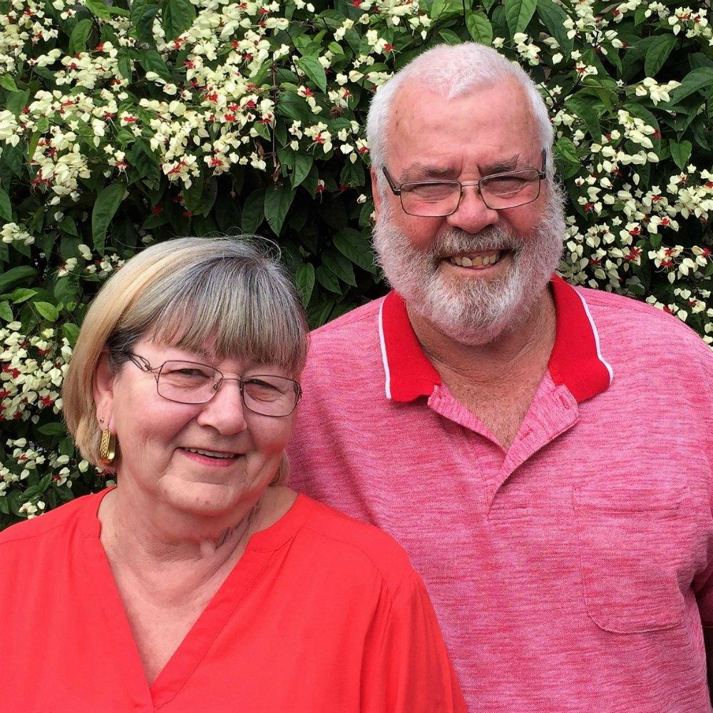 Leigh & Beryl Clark $10,000 AOC Founder