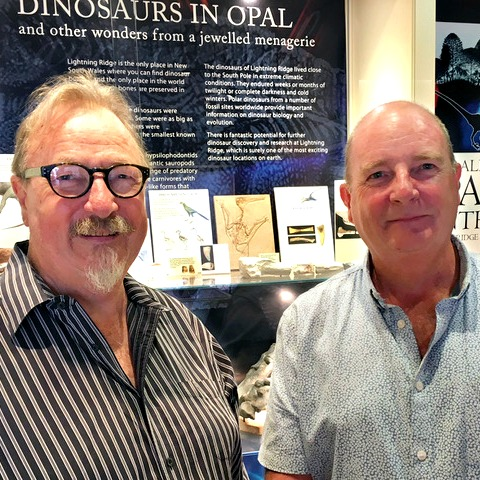 Andrew & Damien Cody Cody Opals Australia $10,000 AOC Founder   Read Andrew's story here