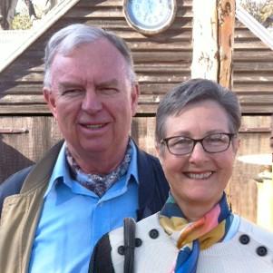 Randall & Rosemary Wynn $10,000 AOC Founder   Read Randall & Rosemary's story here
