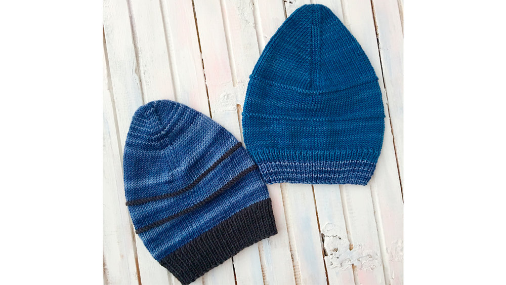 Slouchy Long Hat