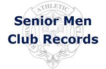Senior Men Club Records