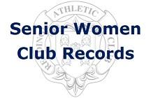 Senior Women Club Records