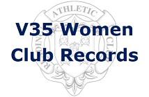V35 Women Club Records