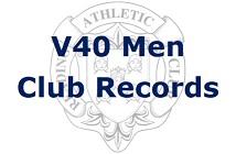 V40 Men Club Records