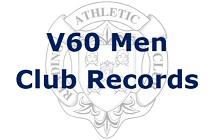 V60 Men Club Records