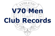 V70 Men Club Records