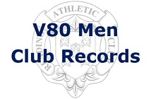 V80 Men Club Records