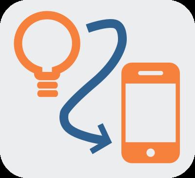 Fra ide til produkt, app udvikling