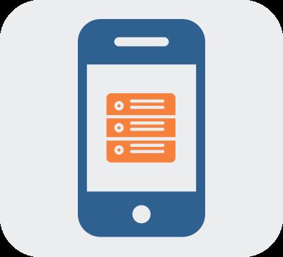 Forretningsvendte app til detail, retail, håndværk mfl.