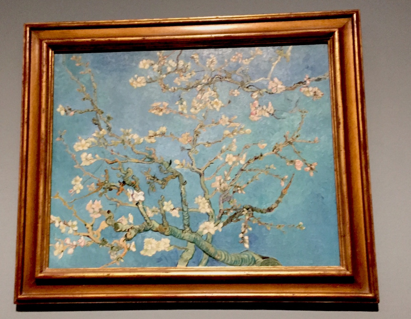 """Almond Blossom"" by Van Gogh"