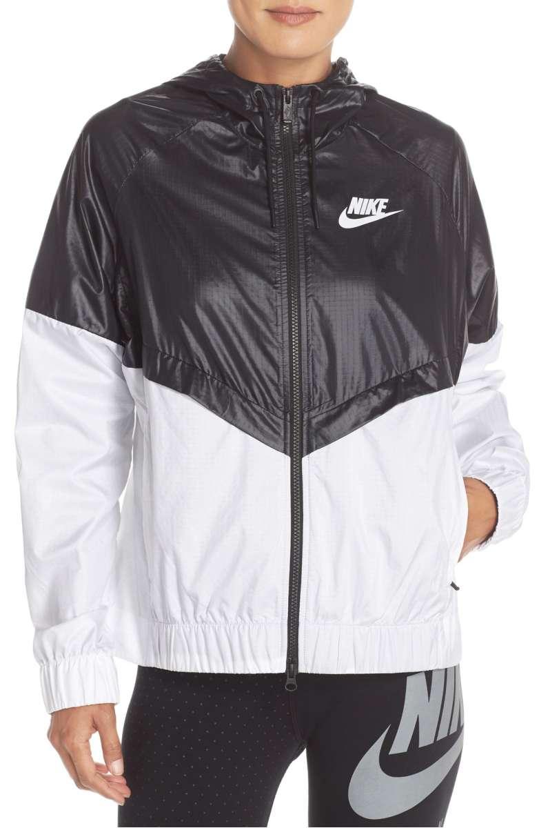 Nike 'Windrunner' Hooded Windbreaker Jacket - Was $90 Now $67.90