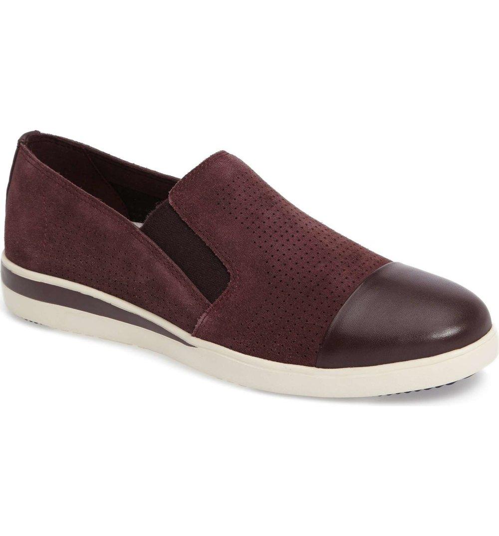 ED Ellen Degeneres Aviana Cap Toe Slip-On Sneaker - Was $128.95 Now $84.90