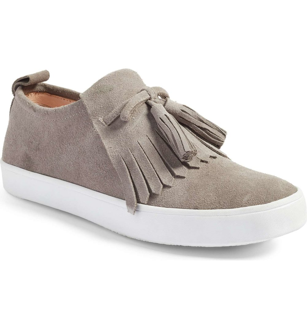 Kate Spade Lenna Tassel Sneaker - Was $228 Now $149.90