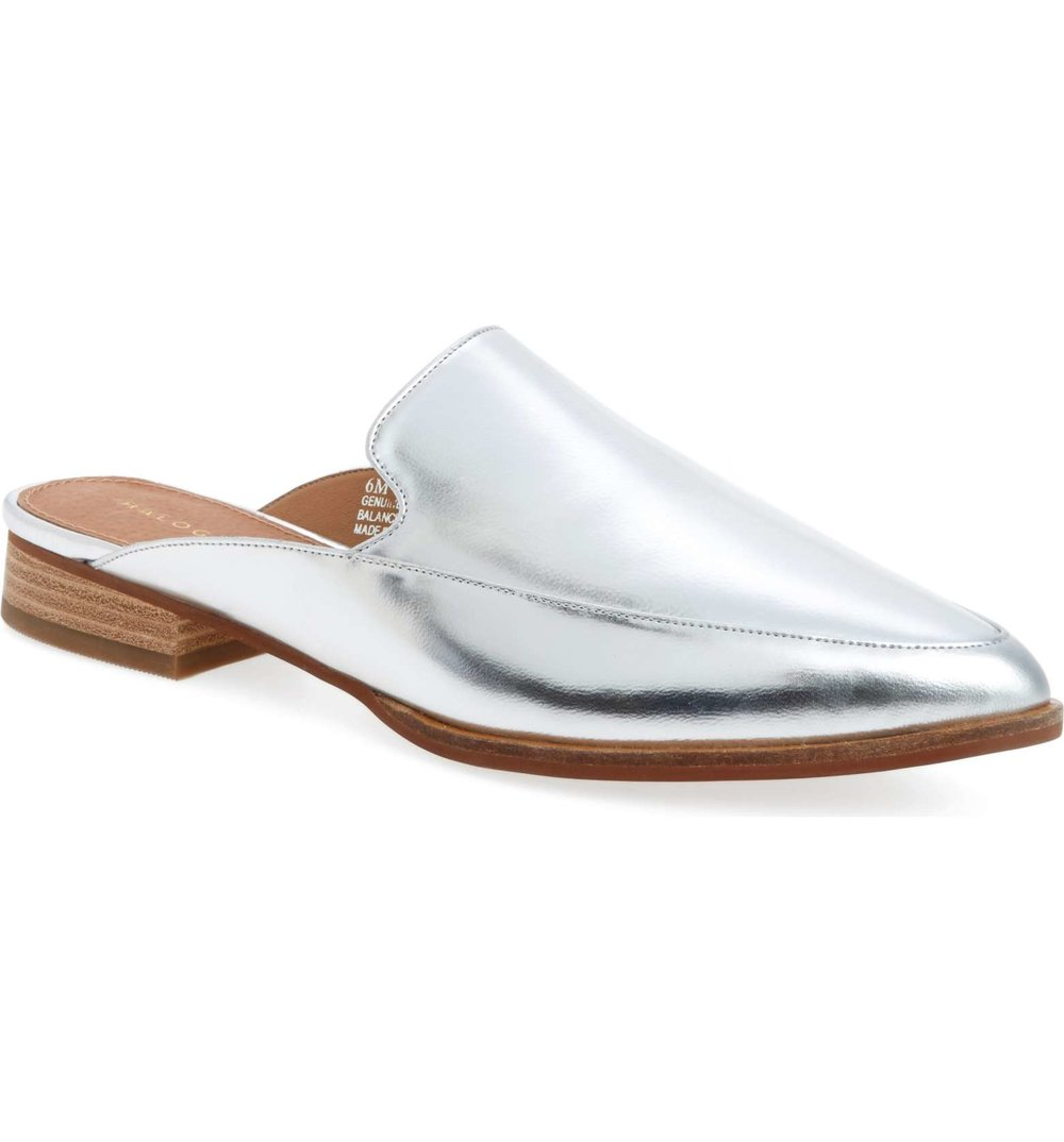 Halogen Corbin Slide Loafer - Was $89.95 Now %59.90