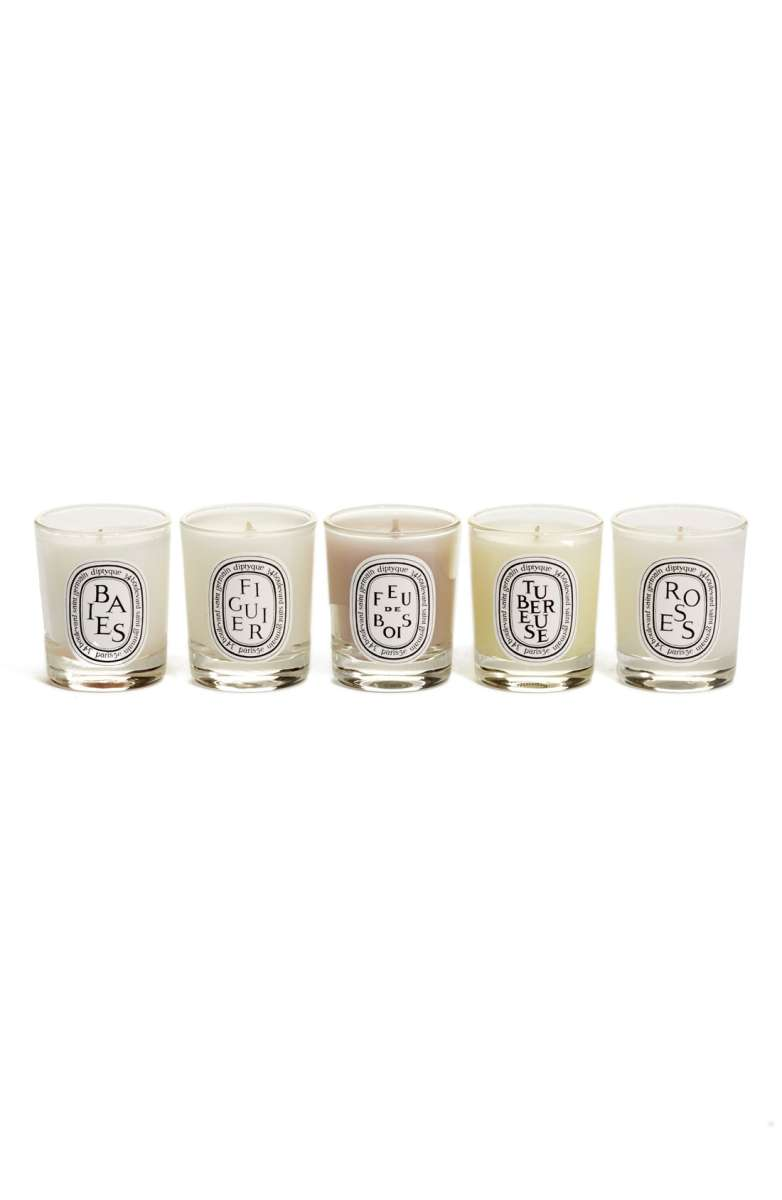 Diptyque Scented Candle Set - $75 Value for $55