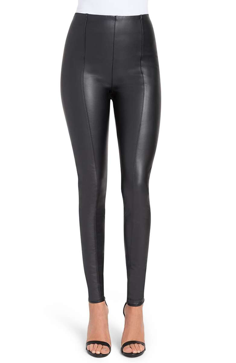 Lysse High Waist Faux Leather Leggings - Was $108 Now $71.90