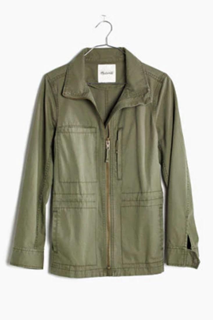 Madewell Fleet Jacket | $118