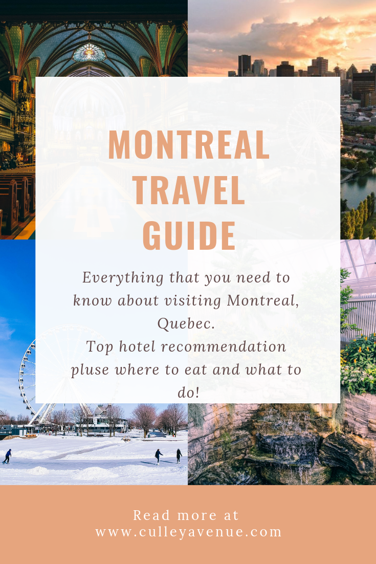 Culley Avenue Travel Guide