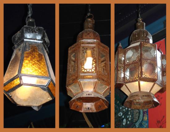 cous cous lanterns