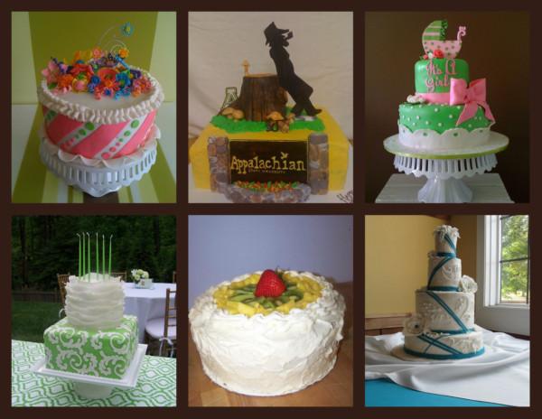 Shyndigz cakes