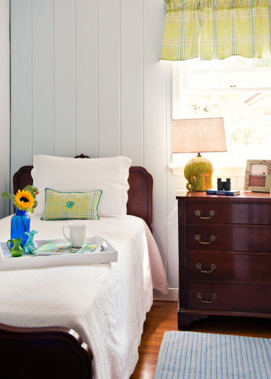 West End Guest Room & Nursery