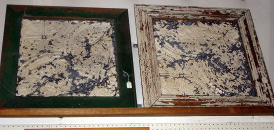 tin panels