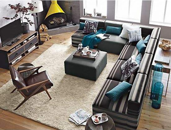 C&B Savino Sofa