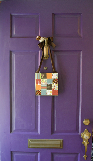 patchwork door sign2