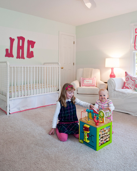 house tour nursery