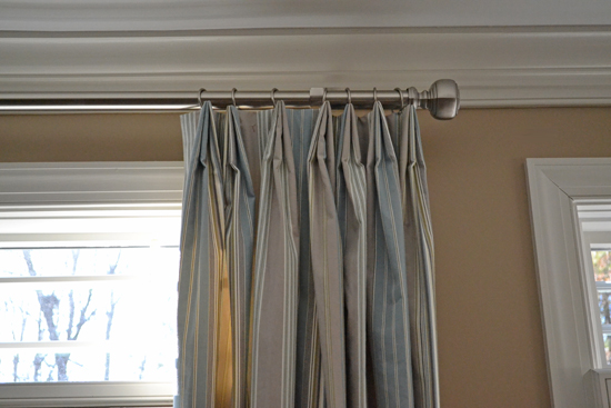 top pinch pleat window treatments