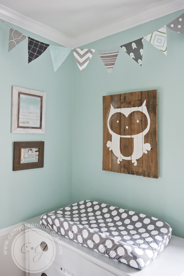 woodland nursery owl