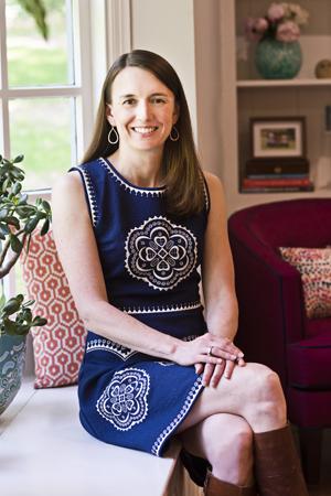 cathy green - richmond interior designer