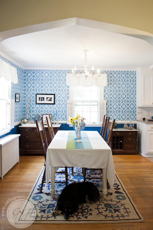 blue stenciled dining room.jpg