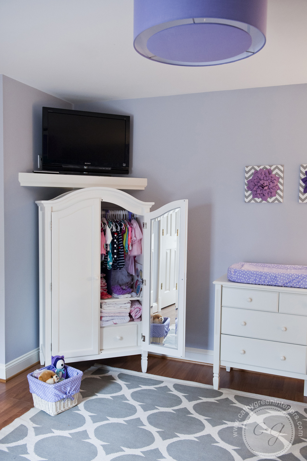 Nursery Armoire, Chesterfield, VA