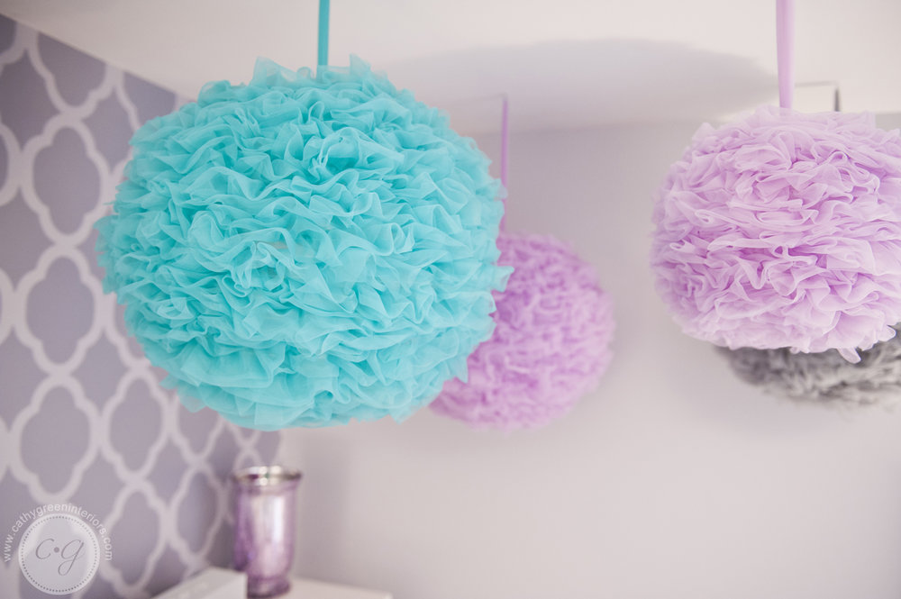Nursery Pom Poms, Chesterfield, VA
