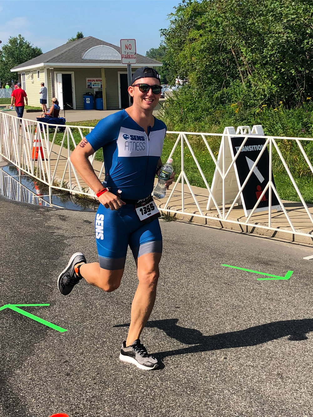 Dan Eversmeyer - HITS Olympic Distance Hudson Valley, NY 2018Fastest overall swim (29:11)Ironman 70.3 MaineTop 15 Swim in AG 30-34 (28:12)