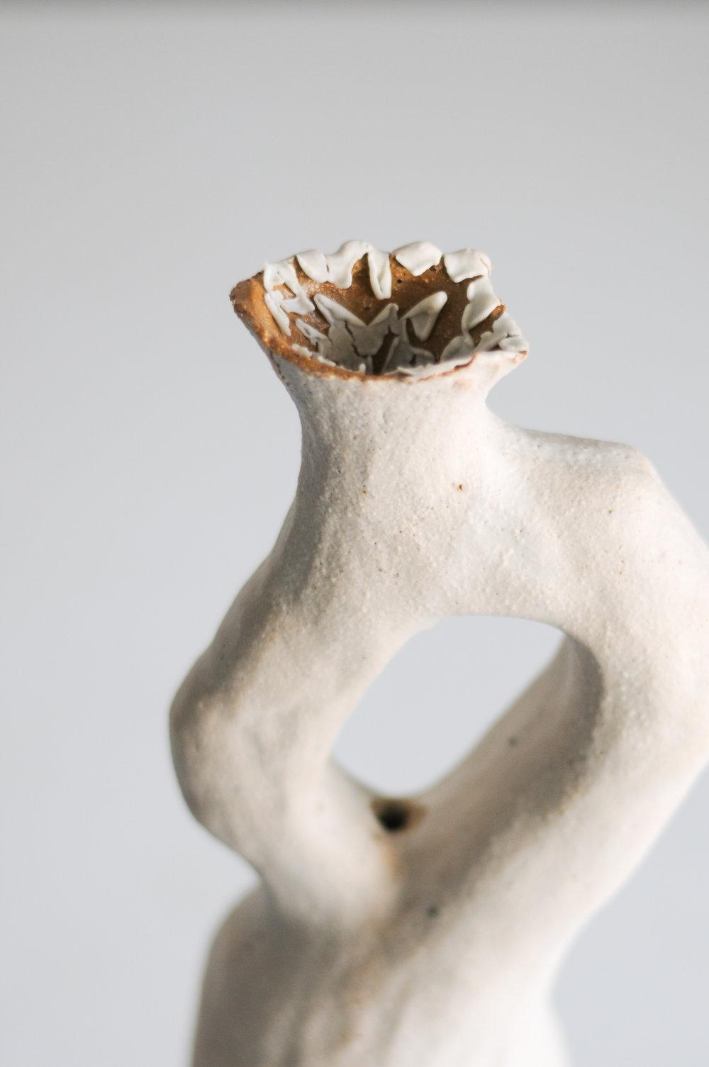 Onishi Vase (Detail) 2018