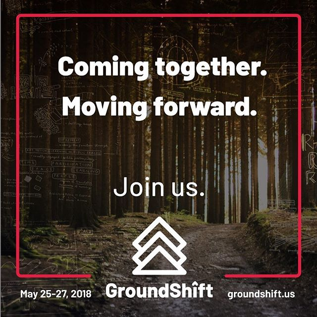 We've changed! After a change of venue, we also decided it was time for a new style/look.  Our new name is GroundShift- hope y'all like it.  Join us this Memorial Day weekend for a weekend of civic empowerment, creative experiences, and community. Early bird tickets are on sale now - get 20% off if you buy tickets by April 30th! #groundshift