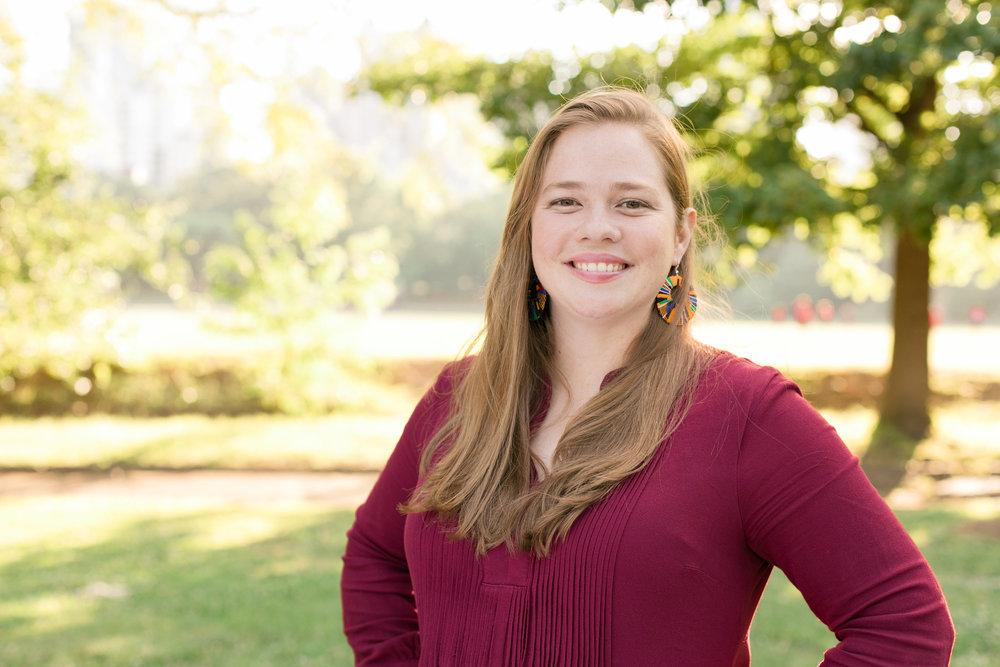 Rachel Keeler - Trips Team Leader