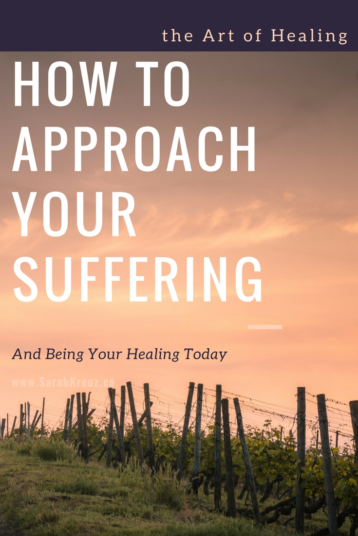 How to Approach Your Suffering