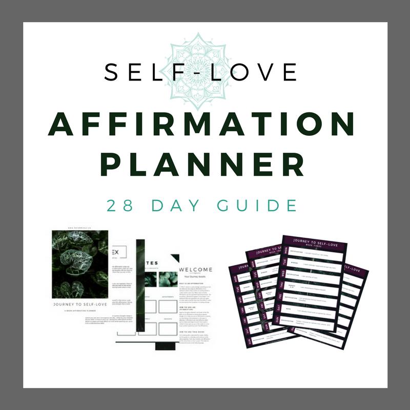 Affirmation planner self love sarah kreuz affirmation planner self love altavistaventures Gallery