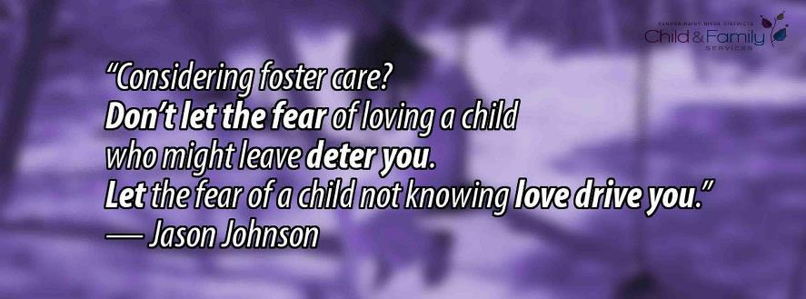 Considering Foster Care?